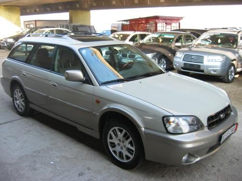 subaru outback 3 0h6 209hp 2002 gpl sofia cars. Black Bedroom Furniture Sets. Home Design Ideas